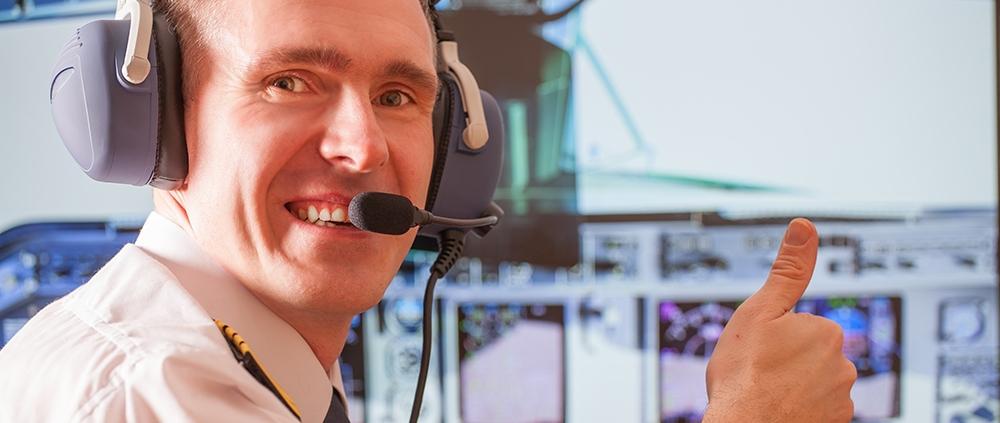 Pilot Training Graduation